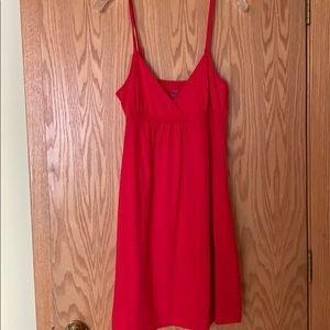 Old Navy red sundress. M